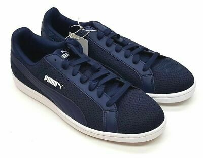 Smash Knit C Sneakers Navy size 8.5