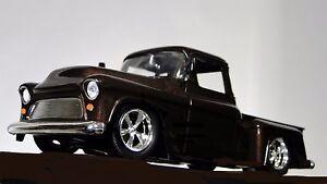 Truck-Pickup-1-Ford-Built-1950s-Vintage-24-Hot-Rat-Rod-Car-12-F150-18-Model-25