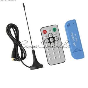 RTL2832U-R820T2-USB-2-0-Digital-DVB-T-SDR-DAB-FM-HDTV-Tuner-TV-recepteur-Stick
