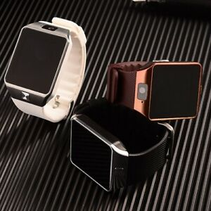 DZ09-Bluetooth-Smart-Watch-telephone-appareil-photo-Mate-GSM-SIM-pour-Android-iphone-Samsung