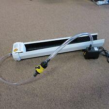 Recirculating Fine Gold Recovery Mini Sluice Box GPAA Modified 110v pump
