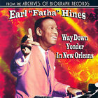Way Down Yonder in New Orleans by Earl Hines (CD, Aug-2007, Collectables)