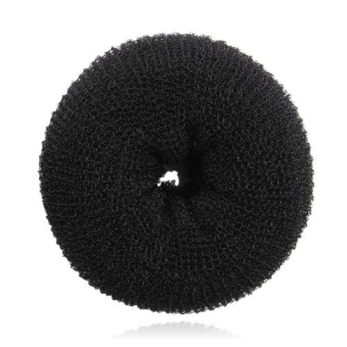 2x Haargummi Pferdeschwanz Haarband Elastisch Haarbänder Haarschmuck # Pro