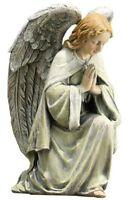Napco Kneeling Angel Garden Statue, 11-3/4-inch Tall, New, Free Shipping
