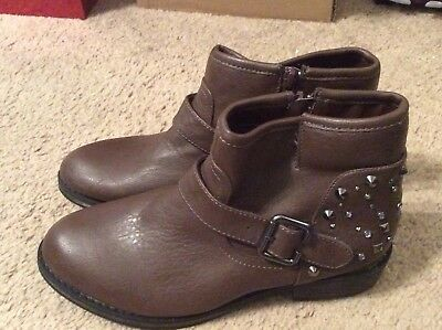New Skechers Womens Fashion Ankle Boots Style 48706 Brown 165L