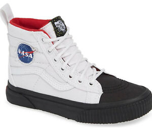 6b8916fa8a3 Image is loading Vans-Kids-X-NASA-Space-Voyager-SK8-Hi-