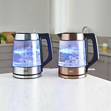 Neo Cordless Nordic Illuminated Glass Kettle