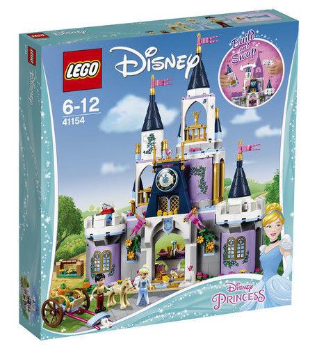 Lego 41154 cendrillon le rêve de château. NEUF. Gratuit P  + P  Stade Cadeaux