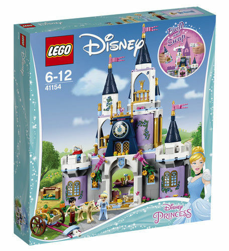 LEGO Baukästen & Sets LEGO Disney Princess Cinderella's Dream Castle 41154