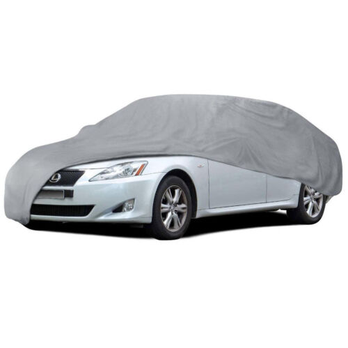 "228/"" XXL Full Car Cover Protects From Dust Debris Dirt Sun UV Ray"