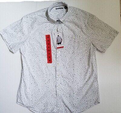 Michael Bastian Banana Leaf Print Regular Fit Button-Down Shirt