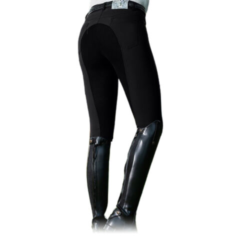 Active Women/'s Horse Riding Pants Breeches Full Seat Tights Horse Pants Trousers