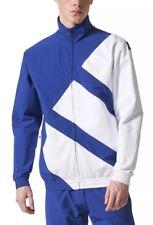 35baadd02e75  100 Adidas Originals Equipment EQT Bold Men s Size XL Track Jacket  Blue White
