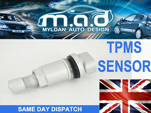 peugeot tyre pressure sensor valve repair kit 207 307 407 508 607 807 tpms ebay. Black Bedroom Furniture Sets. Home Design Ideas