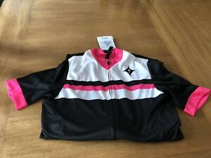 Specialized RBX Comp Womans Black /& White Cycling Jersey Top Size Small