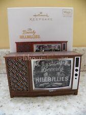 Hallmark 2012 The Beverly Hillbillies TV Magic Christmas Ornament
