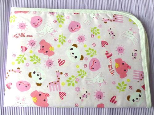 Baby Kids Waterproof Mattress Sheet Protector Bedding Diapering Changing Pads