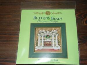 MILL-HILL-Buttons-amp-Beads-Counted-Cross-Stitch-Kit-MH14-5302-CITY-BANK