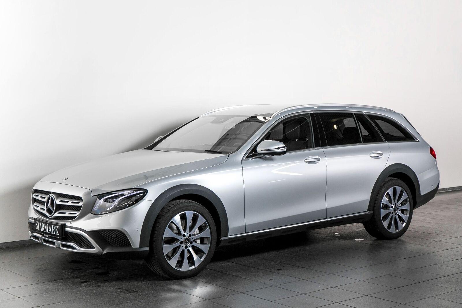 Mercedes-Benz E350 d 3,0 All-Terrain aut. 4-M