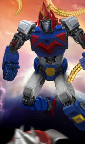 Voltes V Poster Style B 13x19