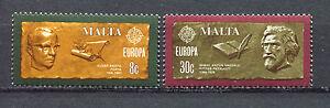 24269) Malta 1980 MNH New Europa