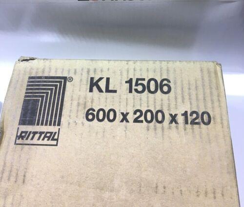 Rittal Klemmenkasten KL1506 600x200x120mm NEU OVP