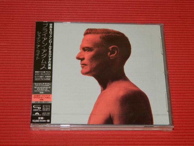 2019 JAPAN SHM CD BRYAN ADAMS SHINE A LIGHT with Bonus Track for JAPAN