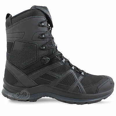 f32b0846510 Haix Black Eagle Athletic 2.0 T High Side-Zip Tactical Police Security  Boots NEW | eBay