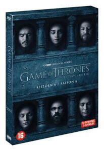 Game of Thrones  Staffel 6 DVD  Deutscher Ton NEU OVP