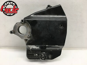86 yamaha fj1200r fj 1200 oem engine front sprocket cover side case 7509 ebay. Black Bedroom Furniture Sets. Home Design Ideas