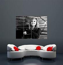 Avril LAVIGNE MUSICA POP STAR CANTANTE MUSICA Gigante Arte Poster Stampa wa438