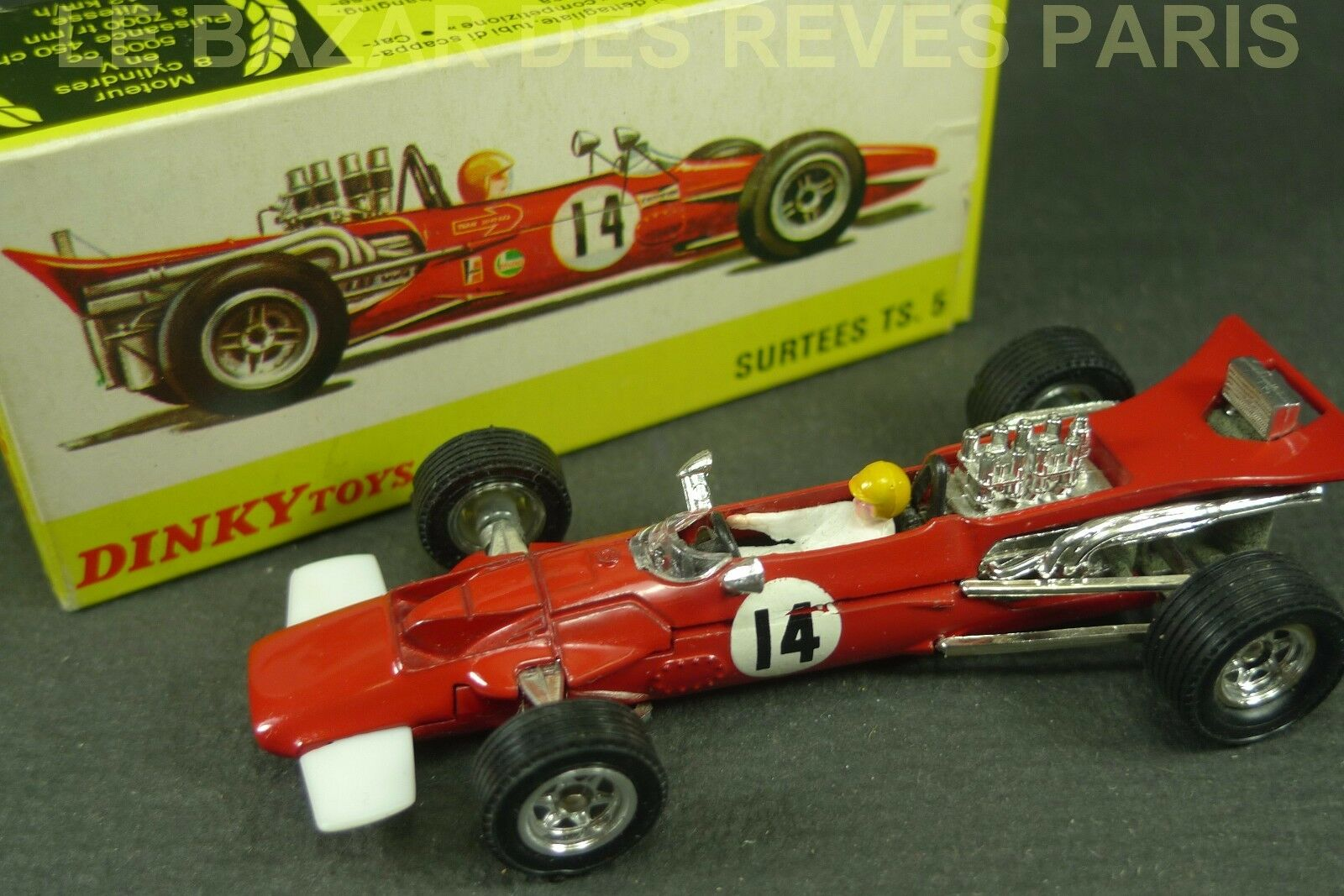 DINKY TOYS FRANCE. SURTEES TS.5..+ Boite.  REF  1433.