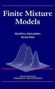 Finite-Mixture-Models-by-McLachlan-Geoffrey-J-Peel-David-Hardback-book-2000