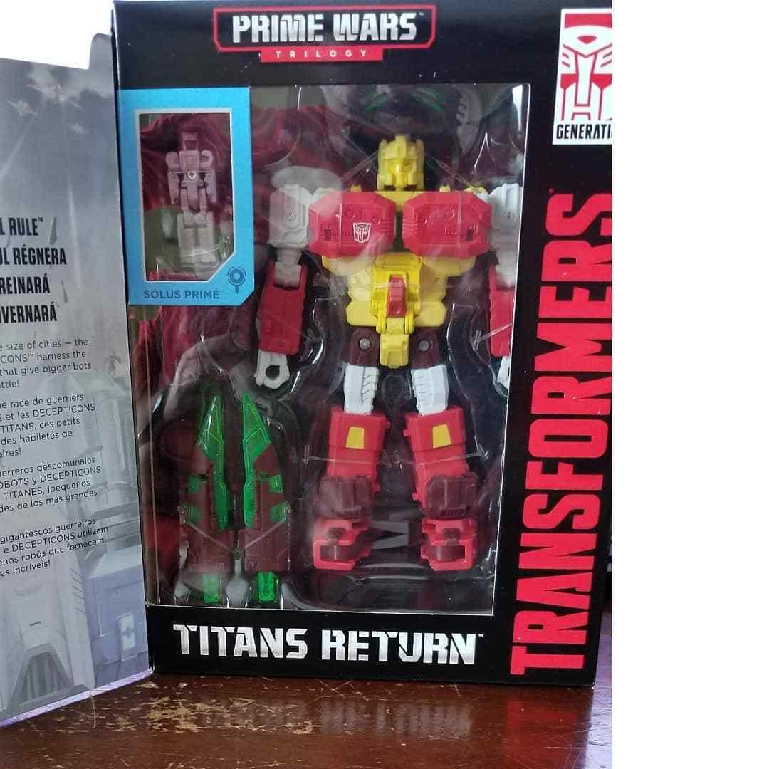 Transformers Titans Return Power of the Primes Repugnus New UK