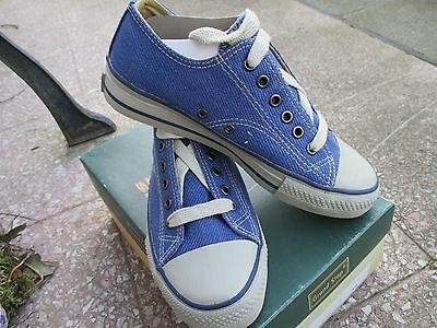 NEU NEU HESS NATUR GRAND STEP Turnschuhe Schuhe HANF blau 37 neu und ungetragen