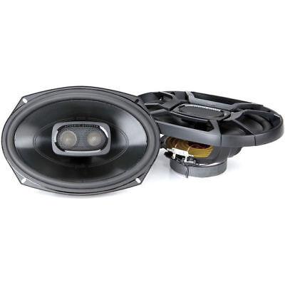 "POLK AUDIO DB692 6/""x9/"" CAR BOAT MARINE UTV AUDIO 3-WAY SPEAKERS SPEAKER PAIR 6x9"