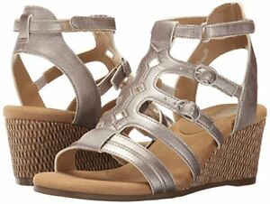 65f8a270e1d Image is loading Aerosoles-Women-039-s-Sparkle-Wedge-Sandal