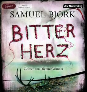 BITTERHERZ-WUNDER-DIETMAR-MP3-CD-NEW