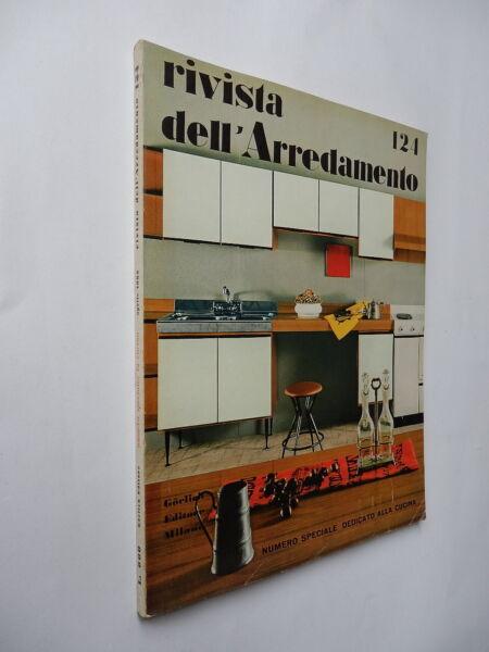 Volitivo Rivista Dell'arredamento Gorlich 1965 Nr 124 Design Vintage La Cucina Essere Famosi Sia A Casa Che All'Estero Per Una Lavorazione Squisita, Un Abile Lavoro A Maglia E Un Design Elegante