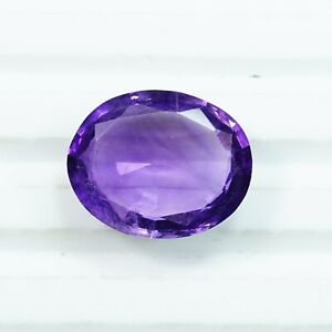 Certified-Natural-Amethyst-7-25-Cts-Oval-Cut-15x12-mm-Loose-Gemstone-AAA