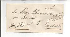 Preussen V / GRONAU IN WESTPHALEN 10/5 64, Ra3 auf Auslands-Brief n. ENSCHEDE