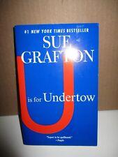 U Is for Undertow (Kinsey Millhone, Book 21)