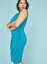 Lane-Bryant-Built-In-Smoothing-Slip-Ruched-Sheath-Dress-18-22-24-26-28-2x-3x-4x thumbnail 4