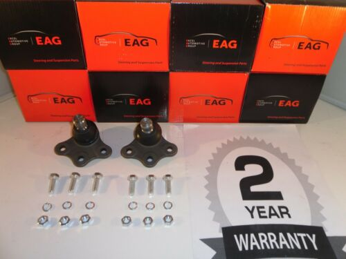 2 x Vauxhall Astra Vectra Zafira Front Lower Wishbone Ball Joint 1995-Onwards
