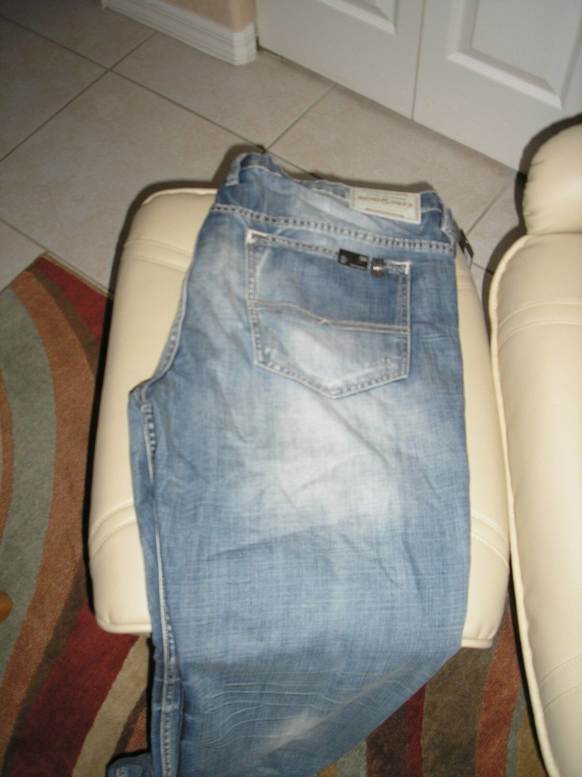 BUFFALO JEANS SIX W 40 L 32  N.W.T  LIST  GREAT DEAL