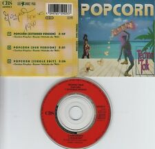 Techno Talk CD-SINGLE POPCORN  ( 3inch)