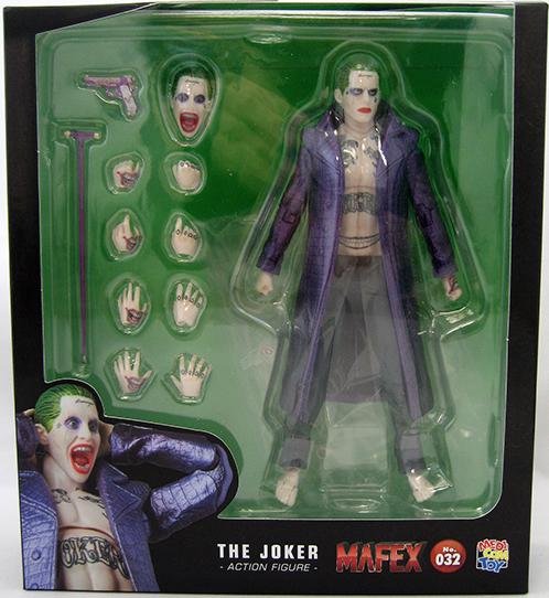 DC Mafex Suicide Squad Joker Action Figure  32