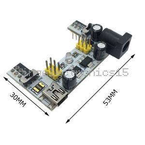DC7-12V Mini USB MB102 Breadboard Power Supply Module For Arduino Bread Board