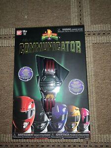 Mighty Morphin Power Rangers Legacy Communicator Bandai