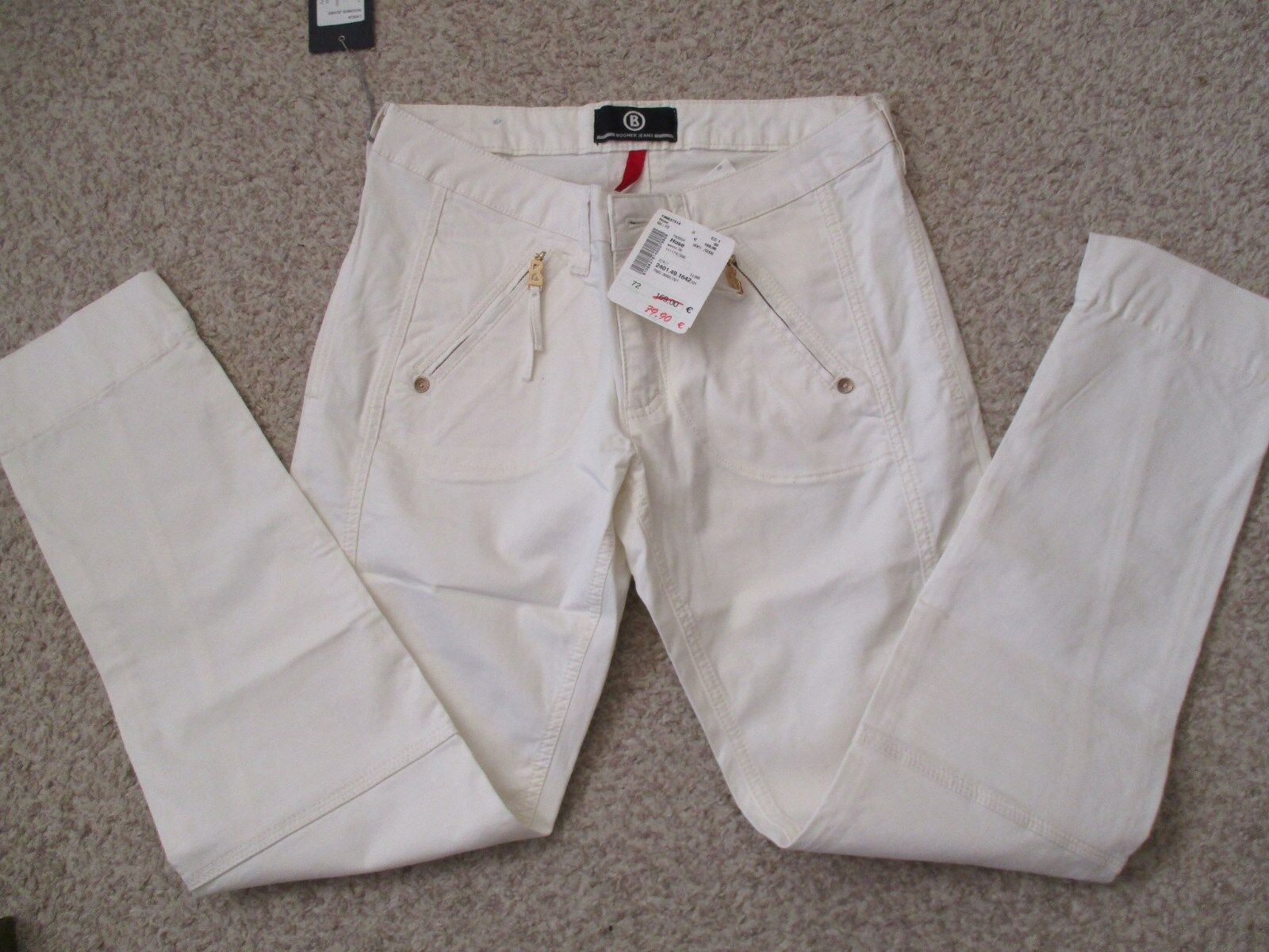 BOGNER  Jeans VANDA Gr 36L NEU